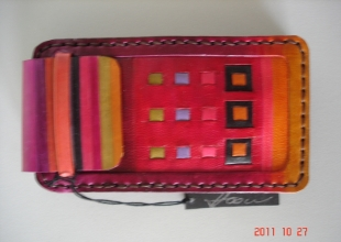 Mobile phone pouches